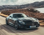 2019 Mercedes-AMG GT C Coupe Front Three-Quarter Wallpapers 150x120 (1)