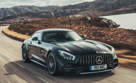 2019 Mercedes-AMG GT C Coupe Wallpapers HD