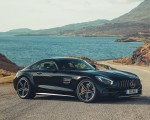 2019 Mercedes-AMG GT C Coupe Front Three-Quarter Wallpapers 150x120 (26)