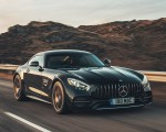 2019 Mercedes-AMG GT C Coupe Front Three-Quarter Wallpapers 150x120 (4)