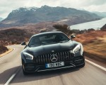 2019 Mercedes-AMG GT C Coupe Front Wallpaper 150x120 (11)