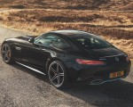 2019 Mercedes-AMG GT C Coupe Rear Three-Quarter Wallpaper 150x120 (33)