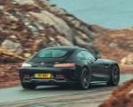 2019 Mercedes-AMG GT C Coupe Rear Three-Quarter Wallpapers 150x120 (17)