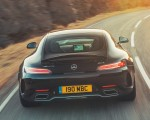 2019 Mercedes-AMG GT C Coupe Rear Wallpaper 150x120 (19)