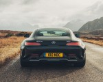 2019 Mercedes-AMG GT C Coupe Rear Wallpaper 150x120 (23)