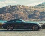 2019 Mercedes-AMG GT C Coupe Side Wallpaper 150x120 (28)