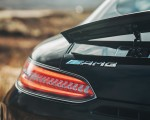 2019 Mercedes-AMG GT C Coupe Tail Light Wallpaper 150x120 (36)