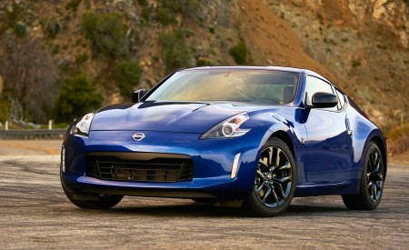 2019 Nissan 370Z Heritage Edition Wallpapers HD