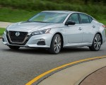 2019 Nissan Altima Front Three-Quarter Wallpapers 150x120 (21)