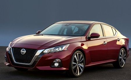 2019 Nissan Altima Wallpapers HD