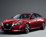 2019 Nissan Altima Front Three-Quarter Wallpapers 150x120 (4)