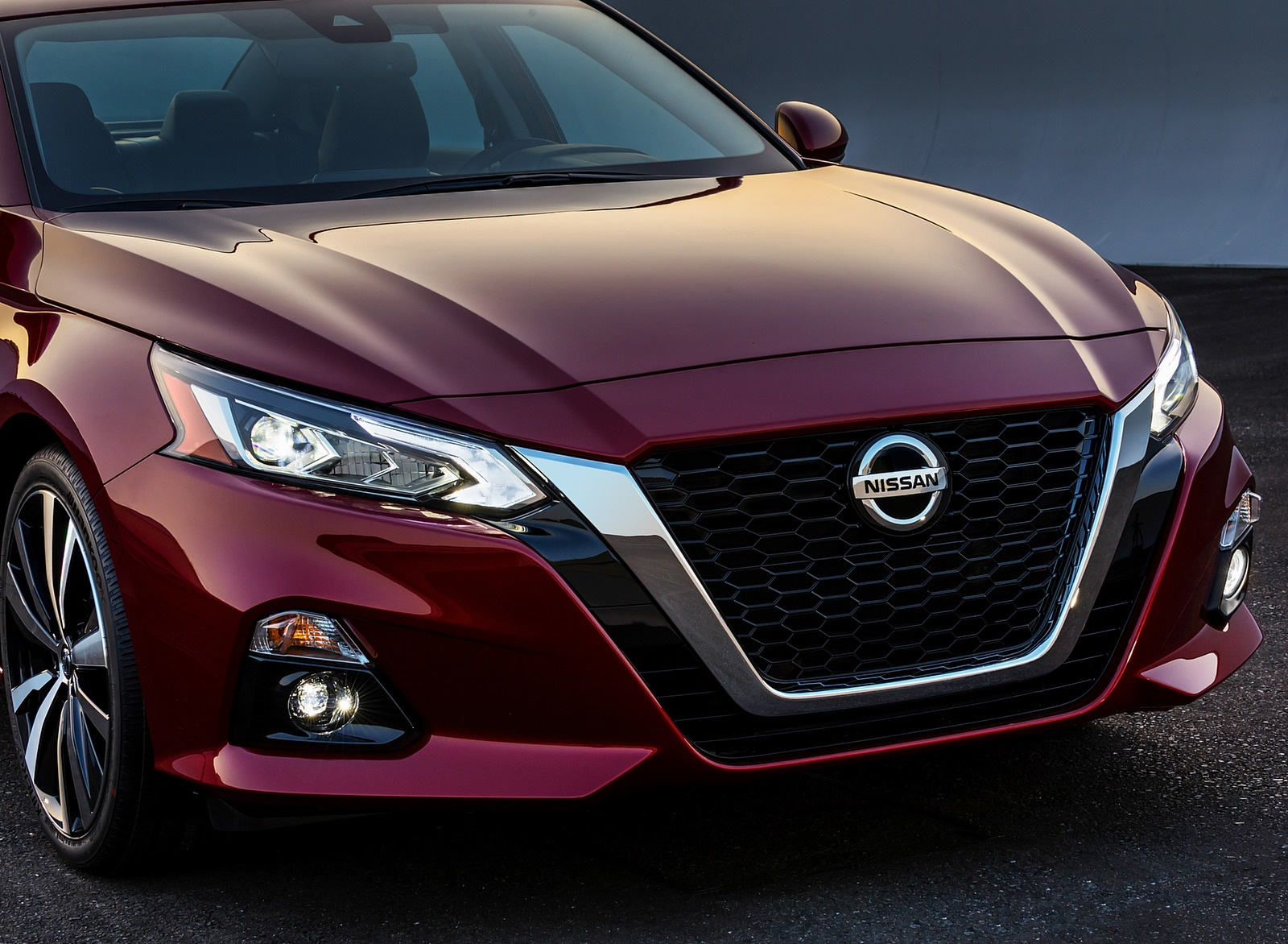 2019 Nissan Altima Front Wallpapers (11)