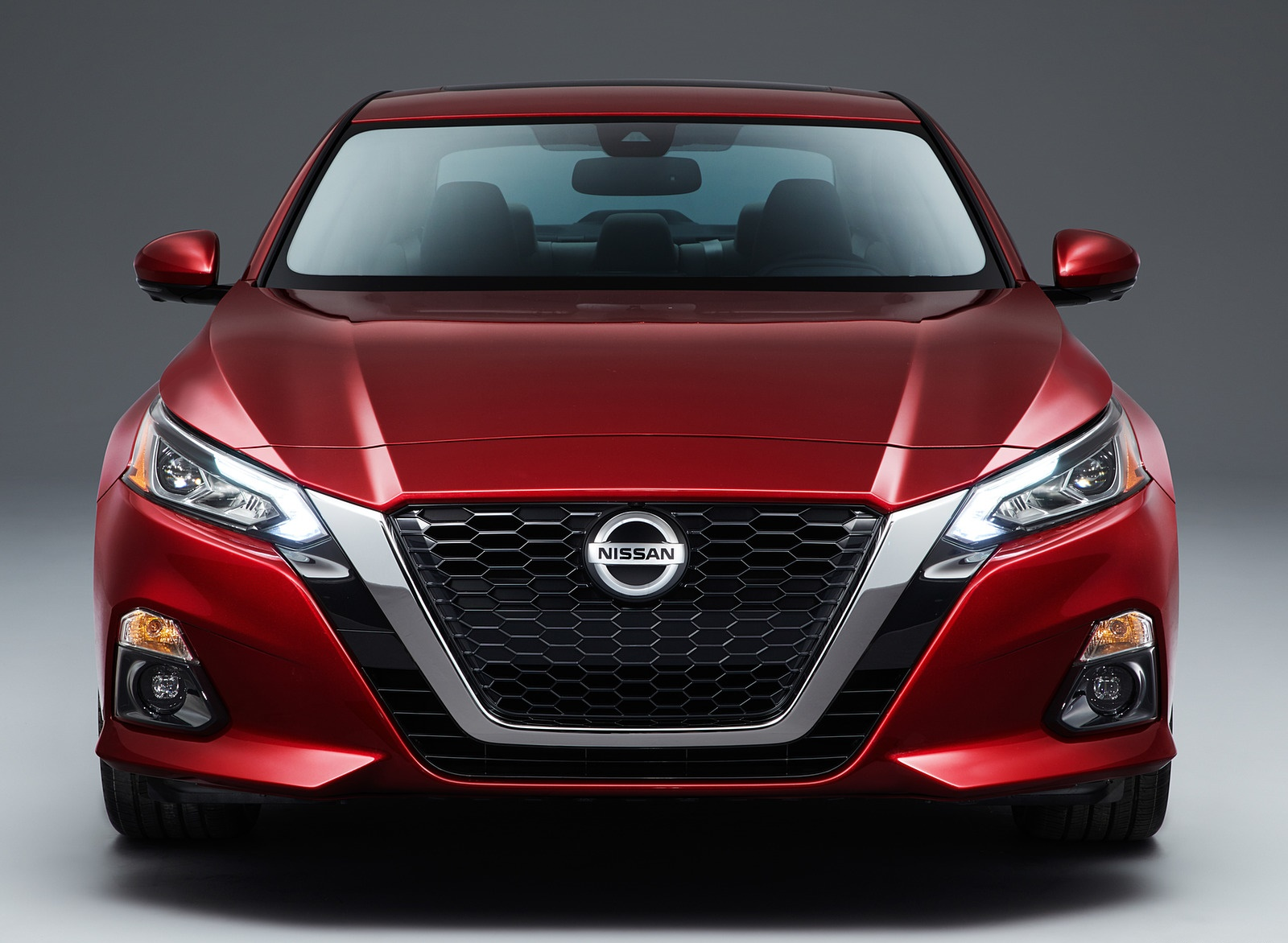 2019 Nissan Altima Front Wallpapers (7)