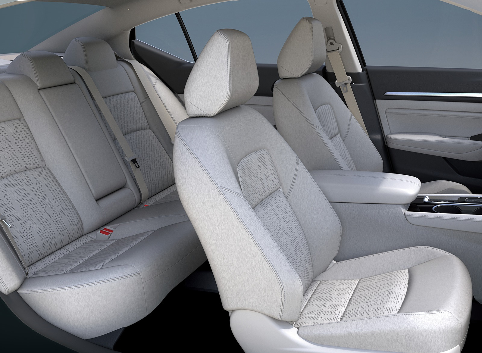 2019 Nissan Altima Interior Front Seats Wallpapers (14)