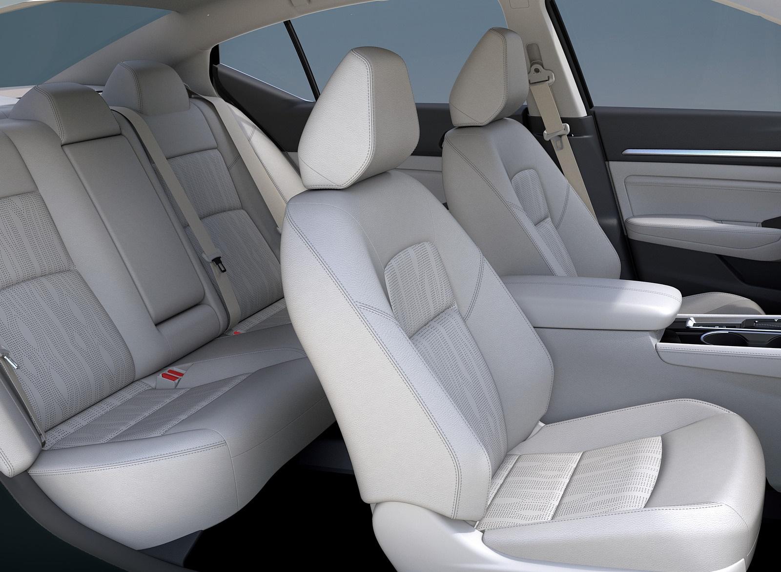 2019 Nissan Altima Interior Front Seats Wallpaper (14)