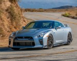 2019 Nissan GT-R Front Three-Quarter Wallpapers 150x120