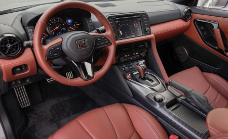 2019 Nissan GT-R Interior Wallpapers 450x275 (15)