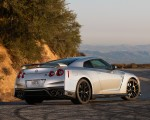 2019 Nissan GT-R Rear Three-Quarter Wallpapers 150x120