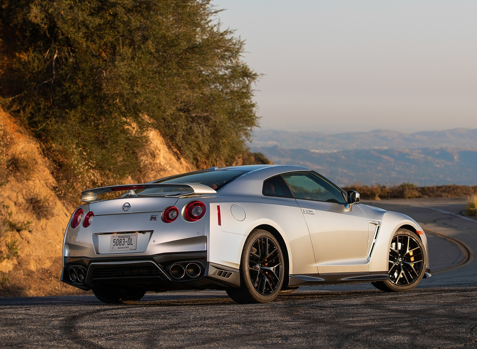 2019 Nissan GT-R Rear Three-Quarter Wallpapers #8 of 17