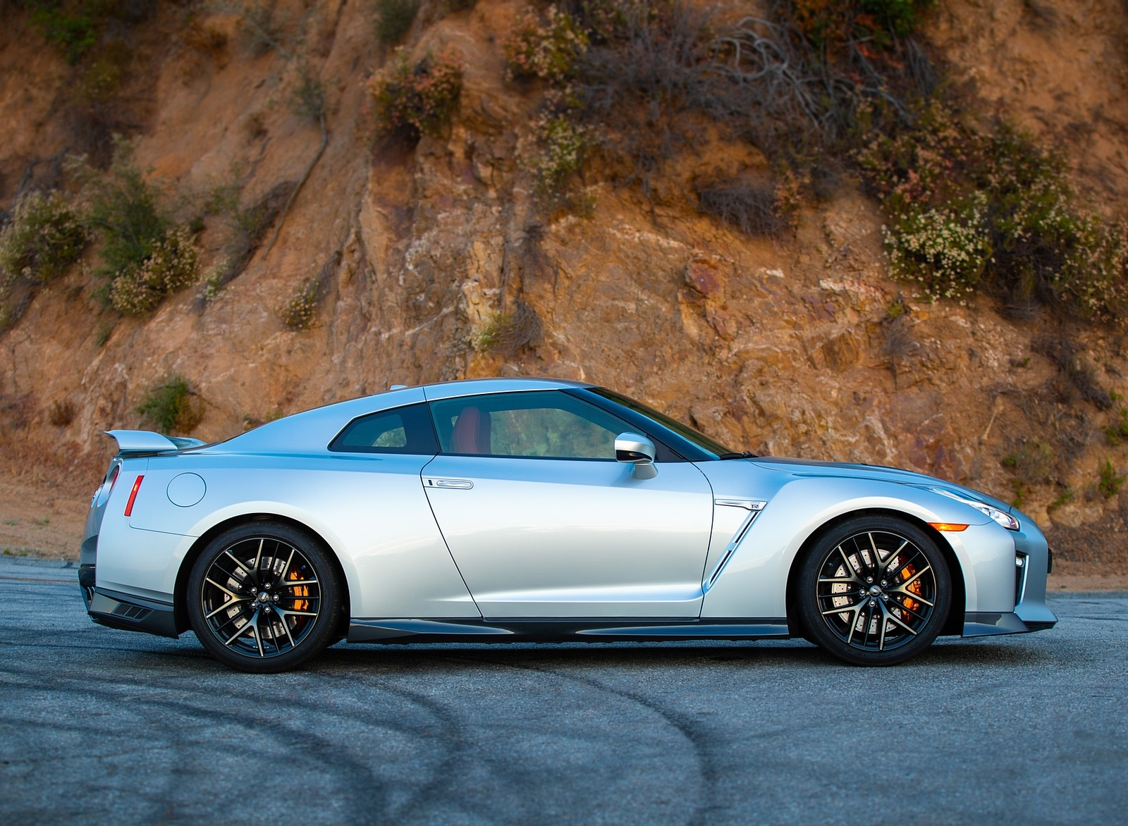 2019 Nissan GT-R Side Wallpapers (6)
