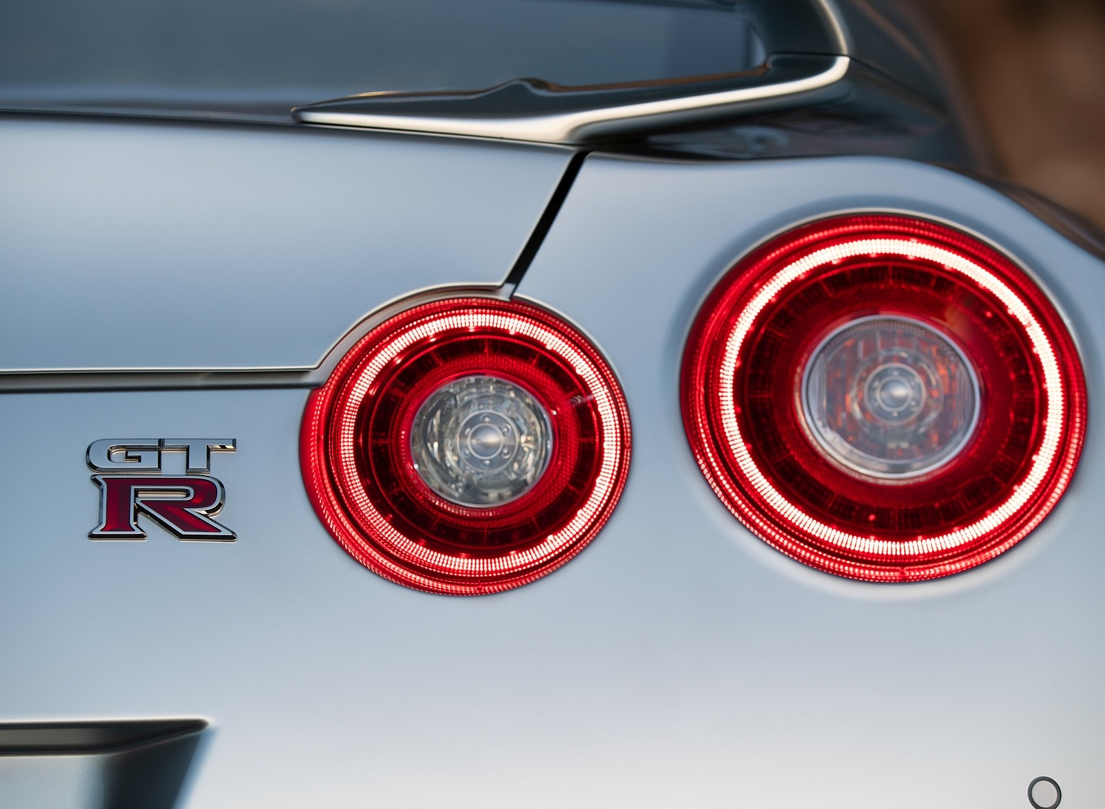 2019 Nissan GT-R Tail Light Wallpapers #10 of 17