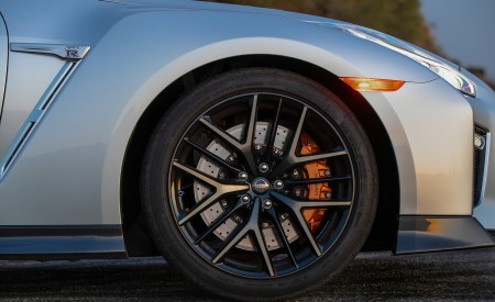 2019 Nissan GT-R Wheel Wallpapers 450x275 (9)