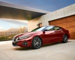 2019 Nissan Maxima Front Three-Quarter Wallpapers 150x120 (7)