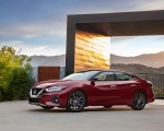 2019 Nissan Maxima Front Three-Quarter Wallpapers 150x120 (3)