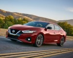 2019 Nissan Maxima Front Three-Quarter Wallpapers 150x120 (5)