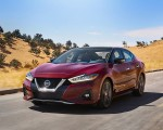 2019 Nissan Maxima Front Three-Quarter Wallpapers 150x120 (1)
