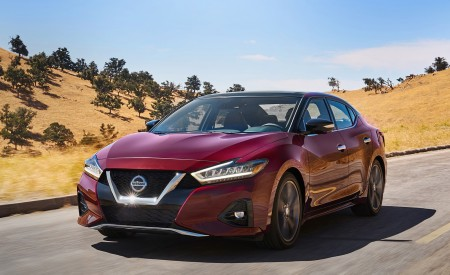 2019 Nissan Maxima Wallpapers HD