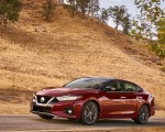 2019 Nissan Maxima Front Three-Quarter Wallpapers 150x120 (6)