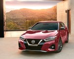 2019 Nissan Maxima Front Wallpapers 150x120 (8)