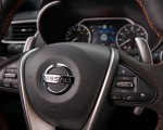 2019 Nissan Maxima Interior Steering Wheel Wallpapers 150x120 (18)