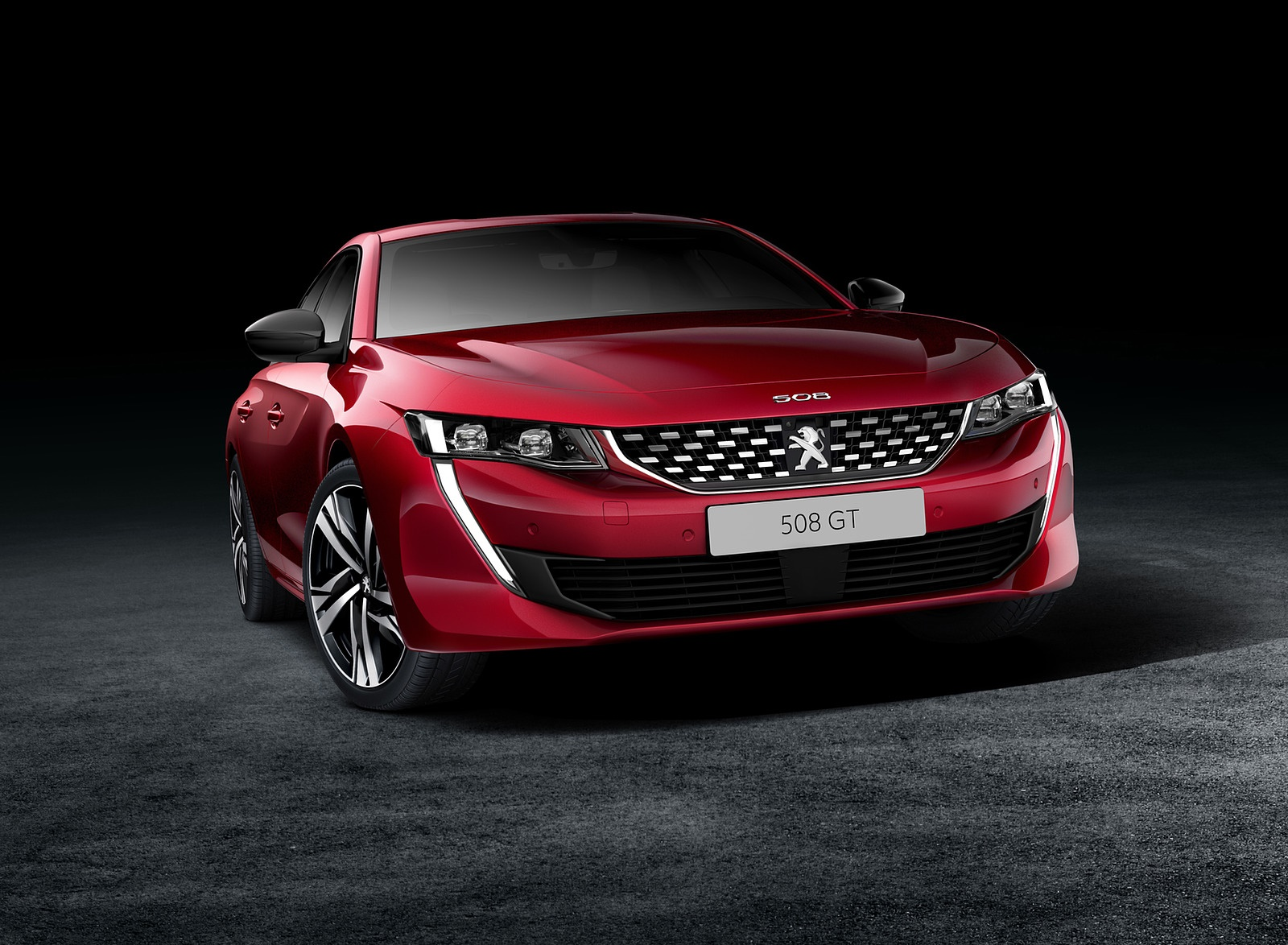 2019 Peugeot 508 Front Wallpapers (9)