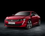 2019 Peugeot 508 Front Wallpapers 150x120 (13)