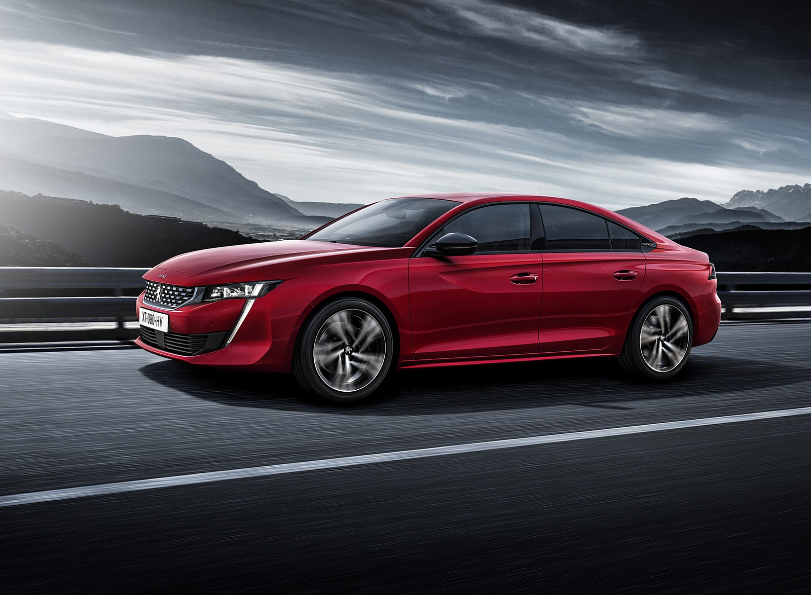 2019 Peugeot 508 Side Wallpapers (2)