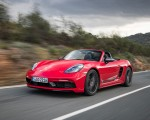 2019 Porsche 718 Boxster T (Color: Guards Red) Front Three-Quarter Wallpapers 150x120 (3)