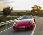2019 Porsche 718 Boxster T (Color: Guards Red) Front Wallpapers 150x120 (5)