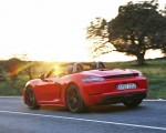 2019 Porsche 718 Boxster T (Color: Guards Red) Rear Three-Quarter Wallpapers 150x120 (6)