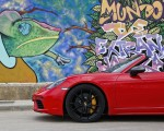 2019 Porsche 718 Boxster T (Color: Guards Red) Wheel Wallpapers 150x120 (16)