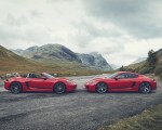 2019 Porsche 718 Boxster and Cayman T Side Wallpaper 150x120 (9)