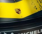 2019 Porsche 718 Cayman GT4 Clubsport Badge Wallpaper 150x120 (20)