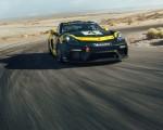 2019 Porsche 718 Cayman GT4 Clubsport Front Three-Quarter Wallpaper 150x120 (5)