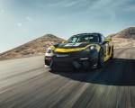 2019 Porsche 718 Cayman GT4 Clubsport Front Wallpaper 150x120 (2)