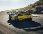 2019 Porsche 718 Cayman GT4 Clubsport Rear Three-Quarter Wallpaper 150x120 (12)