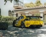 2019 Porsche 718 Cayman GT4 Clubsport Rear Three-Quarter Wallpaper 150x120 (19)