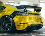 2019 Porsche 718 Cayman GT4 Clubsport Spoiler Wallpaper 150x120 (21)