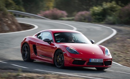 2019 Porsche 718 Boxster And Cayman T Wallpapers