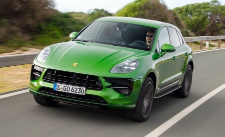 2019 Porsche Macan S Wallpapers